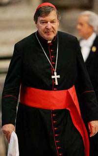 Australia: Cardenal George Pell es condenado por abuso sexual en los años 90