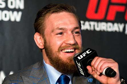 Conor McGregor ganaría alrededor de 50 millones de dólares al volver al UFC