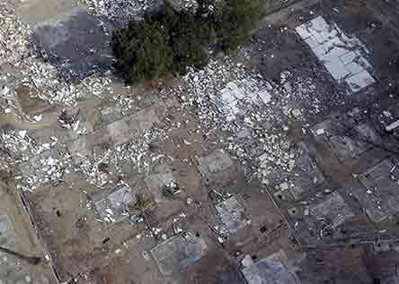Tsunami en Indonesia, deja gran destrucción
