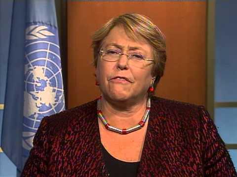 Bachelet se estrena en cargo ONU para exigir libertad de periodistas en Neymar, pero no se refiere a crisis venezolana