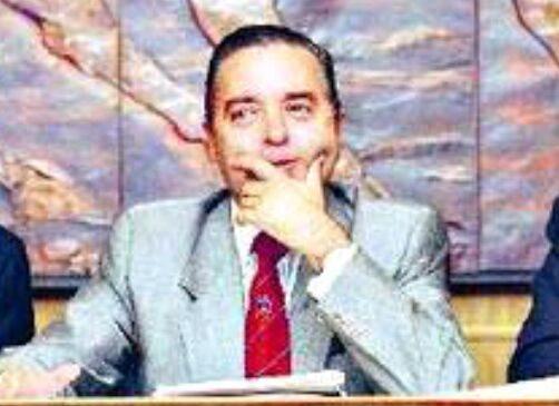 Carta de Fernando Eitel Polloni, ex Presidente del Comité Olímpico de Chile