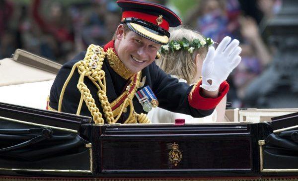 Príncipe Harry afina últimos detalles para su matrimonio
