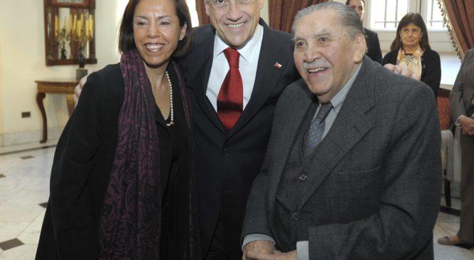 Chile lamenta el fallecimiento de Vicente Bianchi, Premio Nacional de las Artes